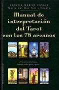 Manual de interpretacion del Tarot con los 78 arcanos - Maria del Mar Tort i Casals - Obelisco