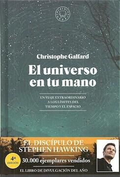 portada El Universo en tu Mano: Un Viaje Extraordinario a los Límites del Tiempo y el Espacio