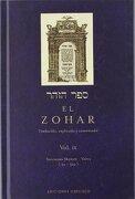 El Zohar (Vol. 9): Traducido, Explicado y Comentado (Cabala y Judaismo) - Rabi Shimon Bar Iojai - Obelisco