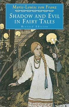 portada Shadow and Evil in Fairy Tales (a C. G. Jung Foundation Book) (libro en Inglés)