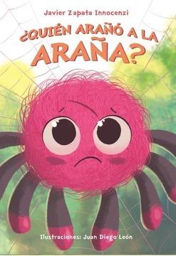portada ¿Quién arañó a la araña?