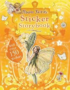 Flower Fairies Sticker Storybook (libro en Inglés) - Beatrix Potter - Warne
