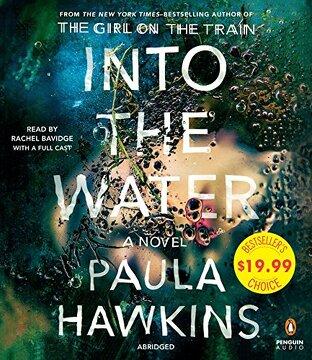 portada Into the Water (libro en Inglés) (Audiolibro)