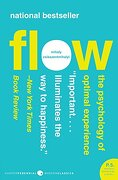 Flow: The Psychology of Optimal Experience (Harper Perennial Modern Classics) (libro en Inglés) - Mihaly Csikszentmihalyi - Harper Collins Publ. Usa