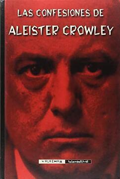 portada Las Confesiones de Aleister Crowley