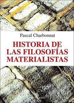 portada Historia de las Filosofías Materialistas