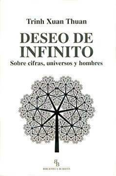 portada Deseo de Infinito: Sobre Cifras, Universos y Hombres.