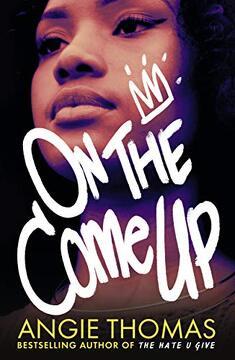 portada On the Come up (libro en Inglés)
