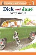 Away we go (Dick and Jane: Penguin Young Readers Level 1) (libro en Inglés) - Penguin Young Readers - Grosset Dunlap