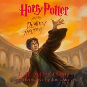 Harry Potter and the Deathly Hallows (libro en Inglés) (Audiolibro) - J. K. Rowling - Listening Library