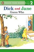 Dick and Jane: Guess who (Dick and Jane: Penguin Young Readers Level 2) (libro en Inglés) - Penguin Young Readers - Grosset Dunlap