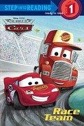 Race Team (Disney (libro en Inglés) - Random House Disney - Random House Disney