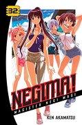 Negima! 32: Magister Negi Magi (libro en Inglés) - Ken Akamatsu - Kodansha Comics