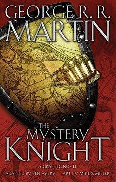 portada The Mystery Knight: A Graphic Novel (libro en Inglés)
