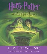 Cd (Harry Potter) (libro en Inglés) (Audiolibro) - J. K. Rowling - Listening Library