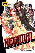 Negima! 29: Magister Negi Magi (libro en Inglés) - Ken Akamatsu - Kodansha Comics