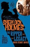 The Further Adventures of Sherlock Holmes: The Ripper Legacy (libro en Inglés) - David Stuart Davies - Titan Books