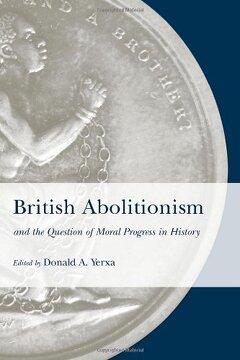 portada British Abolitionism and the Question of Moral Progress in History (libro en Inglés)