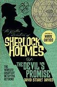 Further Adventures of Sherlock Holmes - the Devil's Promise (Further Advent (libro en Inglés) - David Stuart Davies - Titan Books Ltd