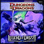 Wizards of the Coast - Juego de Mesa, «Dragones y Mazmorras: La Leyenda de Drizzt» (libro en Inglés) - Wizards Rpg Team - Wizards Of The Coast