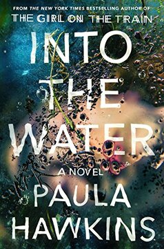 portada Into the Water (libro en Inglés)