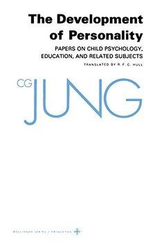 portada Collected Works of C. G. Jung, Volume 17: Development of Personality (libro en Inglés)