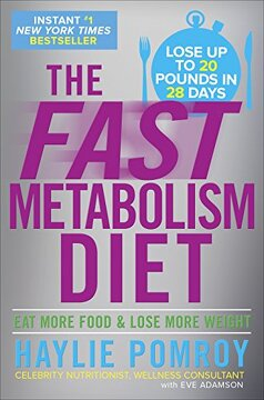 portada The Fast Metabolism Diet: Eat More Food and Lose More Weight (libro en Inglés)