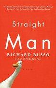 Straight man (libro en Inglés) - Richard Russo - Vintage Books