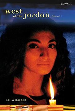 portada West of the Jordan (Bluestreak) (libro en Inglés)