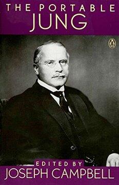 portada The Portable Jung (Viking Portable Library) (libro en Inglés)