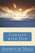 Contact With god (libro en Inglés) - Anthony De Mello - Doubleday Religion