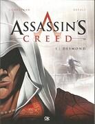 Assassin´S Creed 1 - Desmond - Corbeyran - Latinbooks