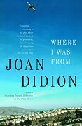 Where i was From (libro en Inglés) - Joan Didion - Vintage