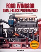 Ford Windsor Small-Block Performance (libro en Inglés) - Isaac Martin - Hp Books