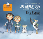 Los Atrevidos dan el Gran Salto - Elsa Punset - Beascoa