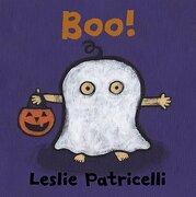 Boo! (Leslie Patricelli Board Books) (libro en Inglés) - Leslie Patricelli - Candlewick