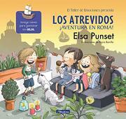 Los Atrevidos¡ Aventura en Roma! (el Taller de Emociones) - Elsa Punset - Beascoa
