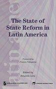 The State of State Reform in Latin America (libro en Inglés) - lora, eduardo - Stanford Economics & Finance