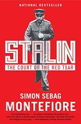 Stalin: The Court of the red Tsar (libro en Inglés) - Simon Sebag Montefiore - Vintage