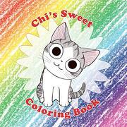 Chi's Sweet Coloring Book (Chi's Sweet Home) (libro en Inglés) - Konami Kanata - Vertical Comics