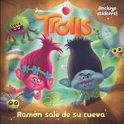 Trolls. Ramón Sale de su Cueva - Penguin Random House Grupo Editorial - Altea