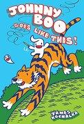 Johnny boo Book 7: Johnny boo Goes Like This! (libro en Inglés) - James Kochalka - Top Shelf Productions