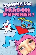 Johnny boo Meets Dragon Puncher (libro en Inglés) - James Kochalka - Top Shelf Productions