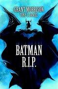 Batman rip (libro en Inglés) - Grant Morrison - Dc Comics