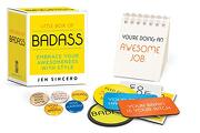 Little box of Badass: Embrace Your Awesomeness With Style (Miniature Editions) (libro en Inglés) - Jen Sincero - Running Press Miniature Editions