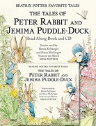 Beatrix Potter Favorite Tales: The Tales of Peter Rabbit and Jemima Puddle Duck (libro en Inglés) - Beatrix Potter - Warne