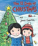 The 12 Days of Christmas (libro en Inglés) - Jane Cabrera - Holiday House Inc