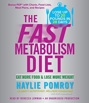 portada The Fast Metabolism Diet: Eat More Food and Lose More Weight (libro en Inglés) (Audiolibro)