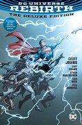 Dc Universe: Rebirth Deluxe Edition (libro en Inglés) - Geoff Johns - Dc Comics