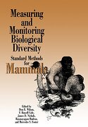 Measuring and Monitoring Biological Diversity: Standard Methods for Mammals (Biodiversity Handbook) (libro en Inglés) - Don E. Wilson; F. Russell Cole; James D. Nichils; Rasanayagam Rudran; Mercedes S. Foster - Smithsonian Books